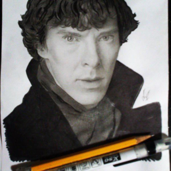 Benedict Cumberbatch par sevcat13